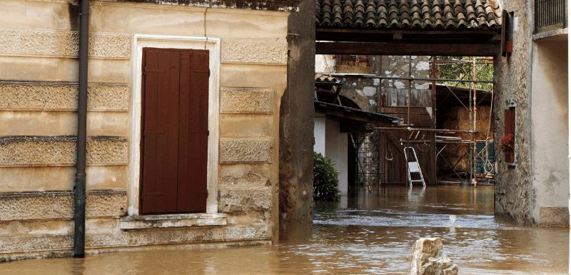 Qué hacer en caso de inundación en la vivienda