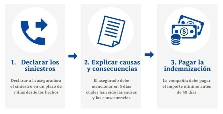 plazos para pagar una indemnizacion en espana
