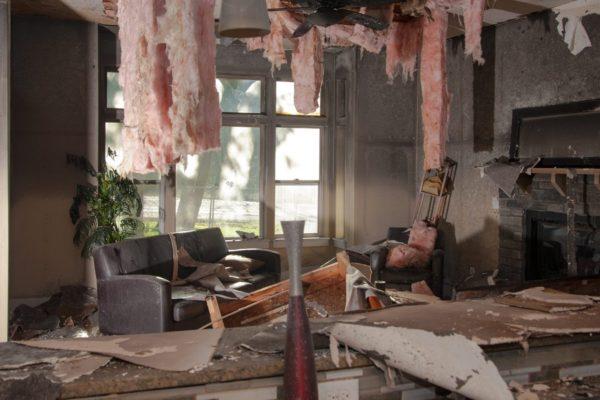 ¿Cómo tramitar la indemnización por incendio en una vivienda?